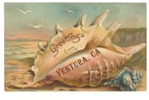 HOME Ventura, CA / San Buenaventura (Ventura), on the south-central California coast--beautiful beach town and my home / by Elyse Kutz