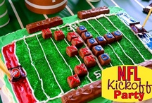 Game Day Food & Fun / by Trish - Mom On Timeout