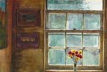 ART Interiors with Window / by Elyse Kutz