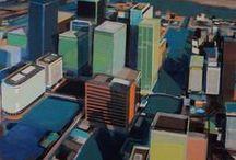 ART Cityscapes / by Elyse Kutz