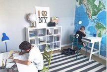Nursery & Kid's Rooms / Decor ideas for newborn and kid's rooms