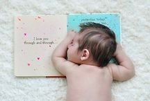 Birth Announcements / Creative ideas on how to spread the big news!