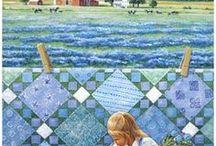 I love blue / by Diane Tobkin