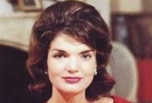 Jackie Bouvier Kennedy Onassis / Jackie Bouvier Kennedy Onassis / by S. Duckworth