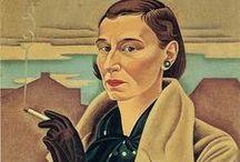 ART Self-Portraits: Women / by Elyse Kutz