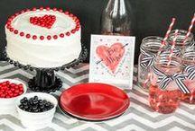 Valentine's Day / I love love.  Fun inspiration for Valentine's Day decor, recipes, and more!