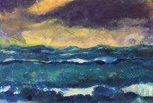 ART Emil Nolde (Nolde's World) / by Elyse Kutz