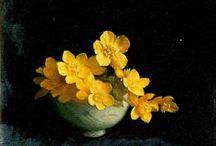ART Still Life--Flowers / by Elyse Kutz