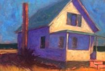 ART Houses--The Neighborhood / by Elyse Kutz