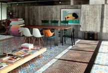 home INDUSTRIAL / industrial style interiors