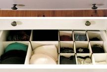organization obsession / Storage and Organization