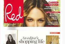 Scarlett in the press / Just some of our recent press coverage from online and print media.