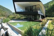 Residential Architecture and Design / Residential architecture and design focused on modern and contemporary work.
