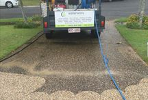 Pressure Cleaning Brisbane / All external cleaning needs. House washing, roof cleaning, concrete cleaning, sports surface cleaning and much more.