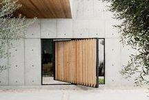 Door and Window Design / Unique and beautiful door and window designs and details