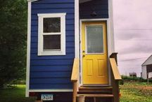 tiny house / beautiful apartments and small places to stay.