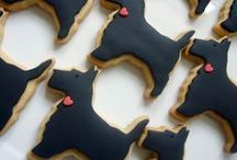 COOKIES and how to serve them / cookies, cookie-cutter, biscuits