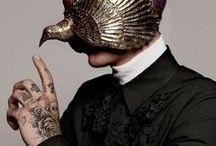 masquerade / costume ideas
