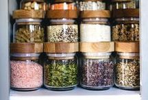 ROOMS | pantry / kitchen organization obsession