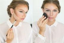 makeup, hair, style and tips / by Sandra Simon