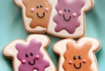 Fun Decorated Cookies / Outstanding artistic decorated cookies for all occasions.