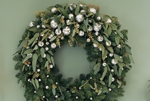 CHRISTMAS .......Wreaths / CHRISTMAS WREATHS / by Kathy Sue Perdue (Good Life Of Design)