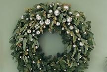 CHRISTMAS .......Wreaths / CHRISTMAS WREATHS