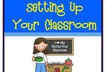 Classroom Ideas / by Kaitlin Nixon