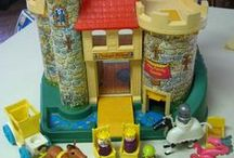 Childhood Memories / Childhood memories form the 1960's and 1970's. Toys and other products.
