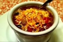 Soups ♦ Stews ♦ Chili / by Linda Williams