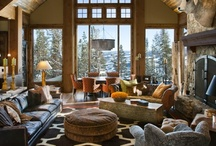 Great Living Rooms / by Linda Williams
