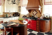 Kitchens / by Linda Williams