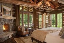 Bedrooms / by Linda Williams
