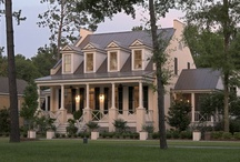 Home Exteriors / by Linda Williams