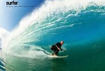 Wallpapers / Epic surf photos sized perfectly for your device! / by SURFER