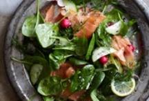 Healthy food ٩(•̮̮̃•̃)۶٩(-̮̮̃-̃)۶ / by Sandra Simon