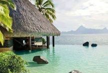 InterContinental Tahiti Resort & Spa / Tahiti is the largest of the French Polynesian islands and the gateway to the archipelago.