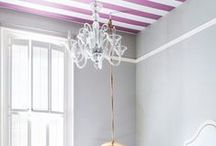 Interiors: Ceiling ideas / Ideas for great #ceiling designs from our network, projects and other great sources we find.
