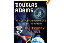 Books Worth Reading / My favourite books including plenty of utopian fiction.