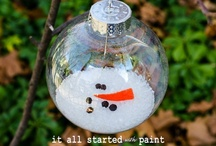 Seasonal Decorating & Crafts / by Michelle Stroup