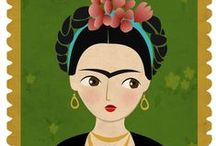 Frida / All things in honor of Frida Kahlo.