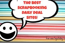 Scrapbook Products / by Lain Ehmann