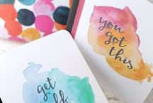 Printables / DIY Printables ranging from crafts to organization.