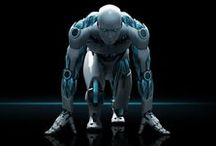 Artificial Intelligence / The development of intelligent behaviour in artificial systems.