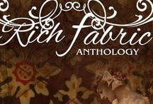 Rich Fabric, the anthology / Rich Fabric is an anthology that focuses on the symbolism, culture and tradition of quilting. The paperback includes short stories, memoirs, historical facts, quotes, and photographs. The ebook will have all of that plus video and music.  All profits from the sale of Rich Fabric are donated to the Twilight Wish Foundation