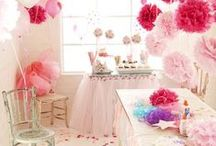 Birthday Party Ideas and Decorations / Birthday party ideas, tutorials and decorations for kids of all ages.