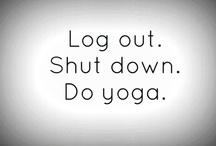 Yoga / by Cheryl Coulthard