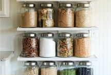 Organizing Tips For The Home / Tips and ideas for organizing everything in your home.