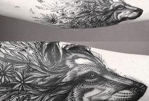 Inked Art