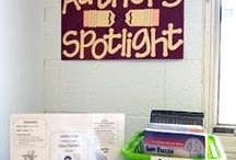 Classroom Decor / Creative and fun ideas for classroom decor! DIY and store bought, a little goes a long way and exchanging ideas with other teachers is a ton of fun and helps you think outside the box for wonderful ideas to bring life and learning to your classroom, at home or in a school setting!